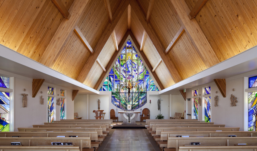 St. Mary's High School Chapel
