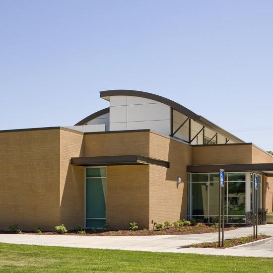 Neighborhood Service Center at Williams Brotherhood Park