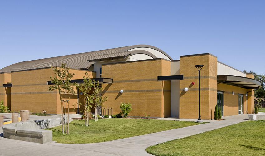 Joint Use Gymnasium at Williams Brotherhood Park