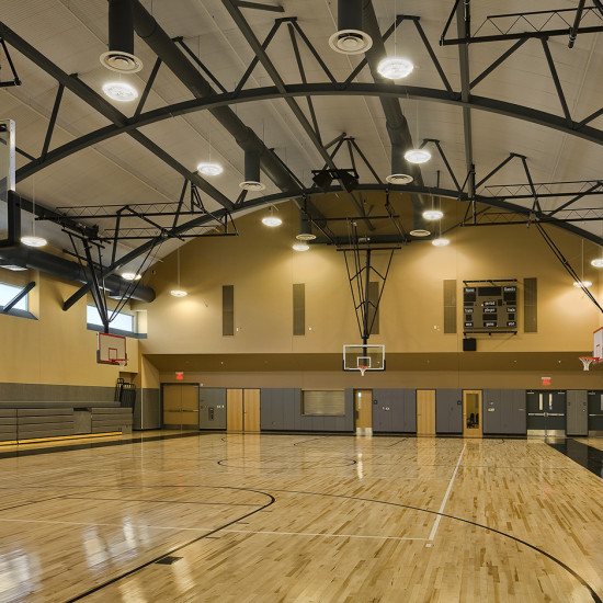 Joint Use Gymnasium at Williams Brotherhood Park