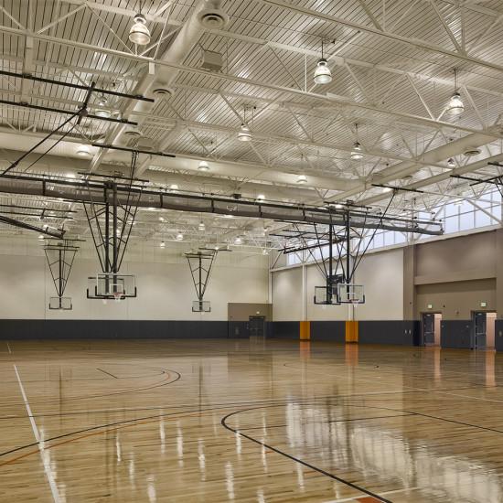 University of the Pacific Janssen Lagorio Gymnasium