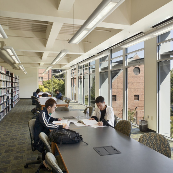 University of the Pacific Main Library Expansion and Renovation