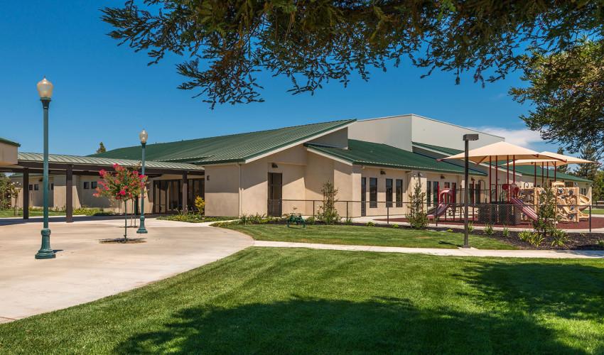 Temple Baptist Church  Children's Center