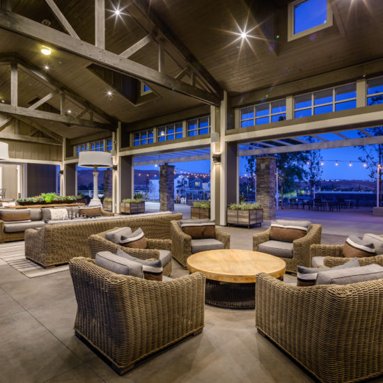 Wallis Ranch Community Clubhouse