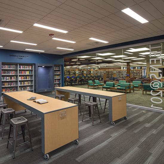 Lodi Library TEENS@201