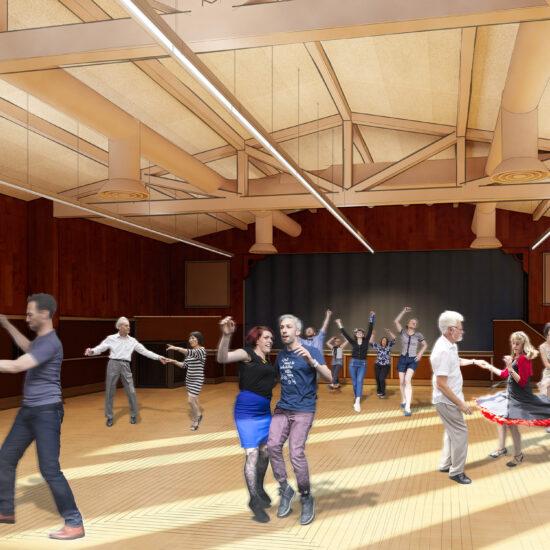 Fair Oaks Recreation & Parks District Amphitheater & Clubhouse