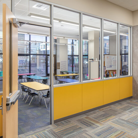 Stockton Collegiate International Schools K-2 Classrooms