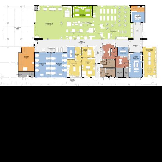 UC Davis Engineering Student Design Center