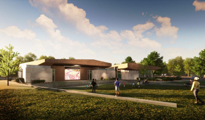 South Davis Library & Education Center